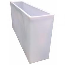 Squared tub (Galvano-tub)